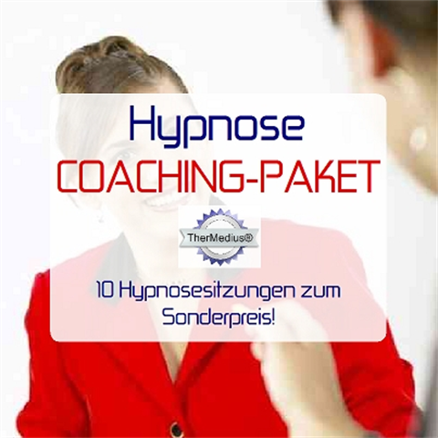 Hypnose COACHING-PAKET
